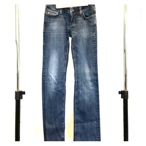 Meltin Pot Denim - Meltin'Pot straight leg jeans