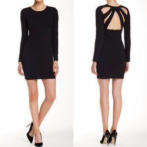 Parker Dresses & Skirts - Parker Mariel Jeresy Black Dress🖤