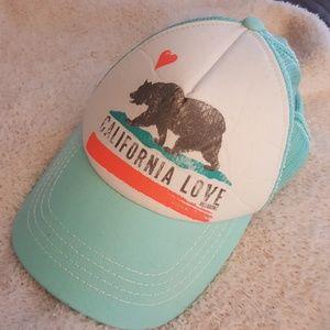 Billabong Cali Love Trucker Hat