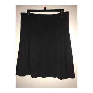 Norma Kamali Dresses & Skirts - NORMA KAMLI KNIFE PLEADED SKIRT