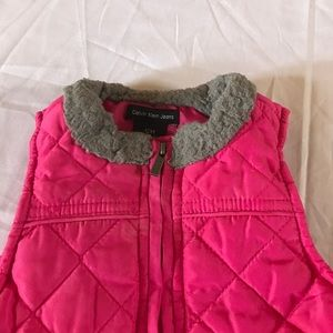 Calvin Klein Jeans Jackets & Coats - 🔴6 Listing for $25.00🔴 sleeveless jacket