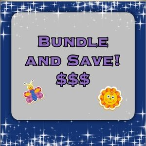 Other - 10% When you bundle 5 or more items