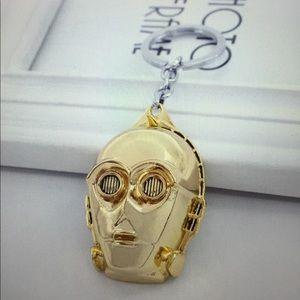 Star Wars Other - Star Wars Mask Keychain /New