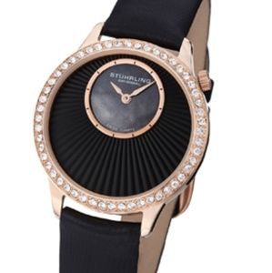 Stuhrling Original Accessories - Stuhrling Women's Watches with Swarovsky Crystals