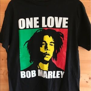 Bob Marley T-shirt size medium