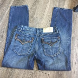 Five Four Other - Five Four Original Straight Denim Jeans 31x32