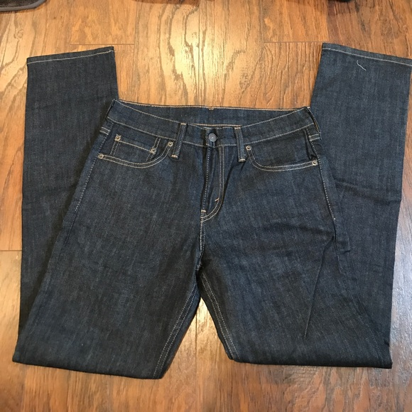 67 off levi 39 s other never worn no tags levi 511 jeans dark wash from cody 39 s closet on poshmark - Levis ceo explains never wash jeans ...