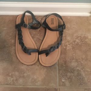 Mossimo sandals sz7