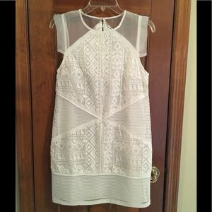 Adelyn Rae Dresses & Skirts - Gorgeous White Lace Dress NWT!