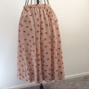 VINTAGE 60s skirt set - FINAL SALE PRICE!