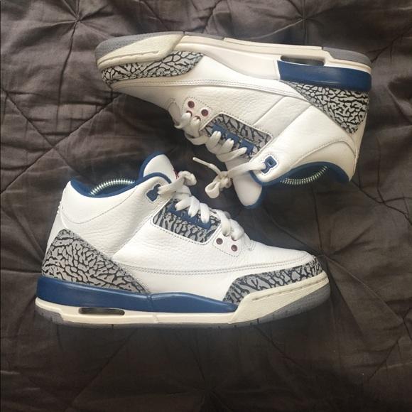 buy popular 9e7c3 0e999 Kids Air Jordan 3 True Blue