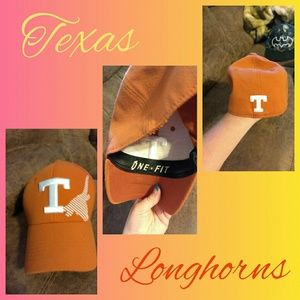 Other - Texas Longhorns one fit cap (fitted)