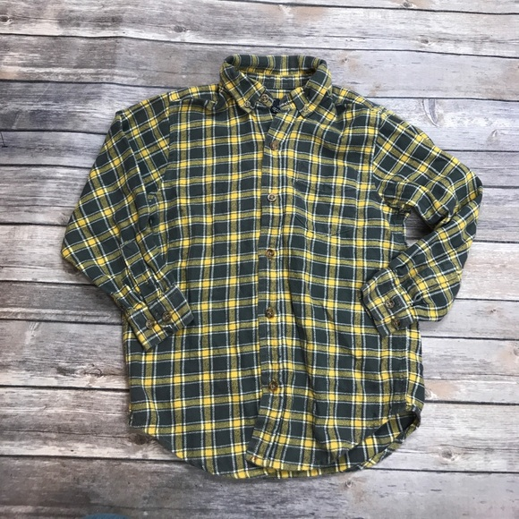 Children 39 s place small 5 6 children 39 s place plaid for Places to buy flannel shirts