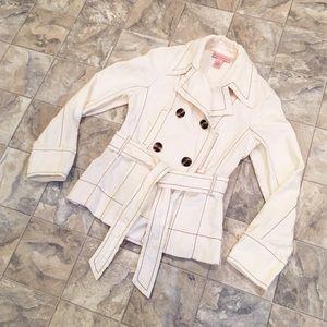 BANDOLINO cream jacket
