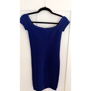blaque market Dresses & Skirts - Blue bodycon dress