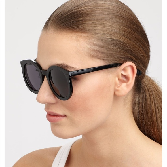 f031b306662 Karen Walker Accessories - Karen Walker super duper sunglasses