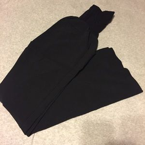Motherhood Maternity Pants - Black maternity dress pants