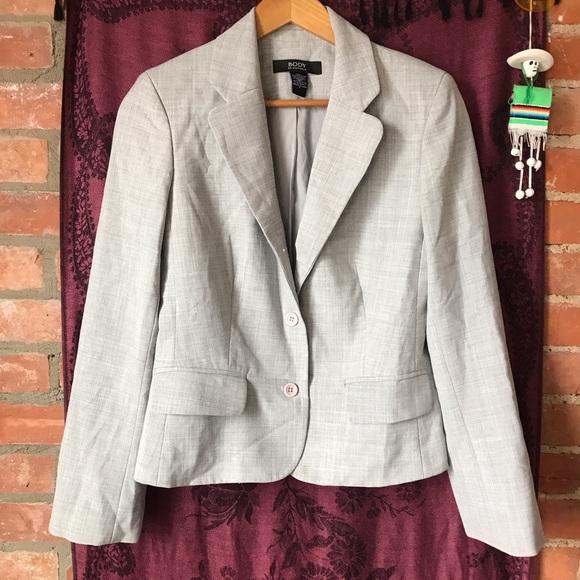 Sexy grey suit