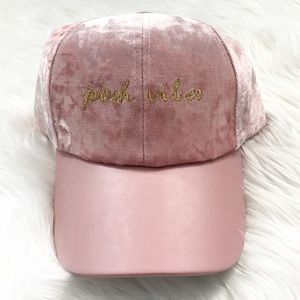 Accessories - ✨Pink Posh Vibes Cap✨