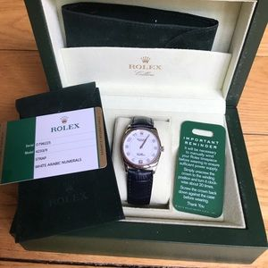 Rolex Other - 100% Authentic Rolex Cellini