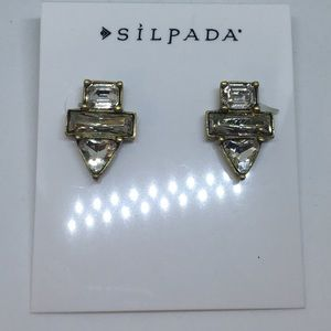 Silpada Jewelry - Silpada KR Collection Crystal Stud Earrings