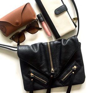 Aldo Handbags - Aldo black envelope crossbody bag