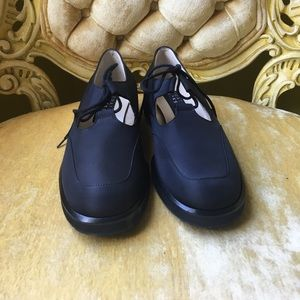 Fratelli Rossetti Shoes - New Black Fratelli Rossetti Oxfords With Box