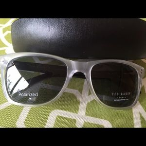 Ted Baker Polarized Sunglasses brand new with case