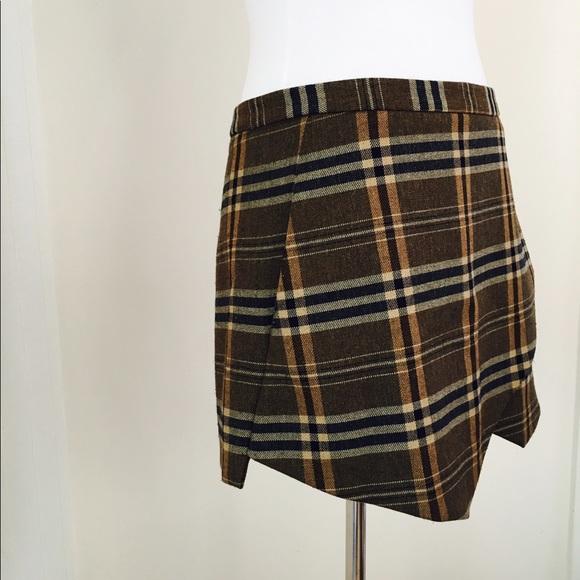 68 off zara dresses skirts zara adorable plaid shirt mini skirt from sammy 39 s closet on poshmark. Black Bedroom Furniture Sets. Home Design Ideas