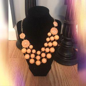 Jewelry - Beautiful Peach Necklace