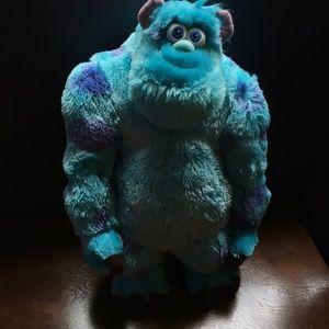 """Sully (Monster's INC./Monster's U) Plush 20"""" tall"""