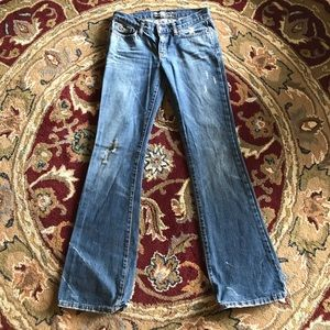 Abercrombie & Fitch Denim - Abercrombie and Fitch ladies Jeans Size 2R