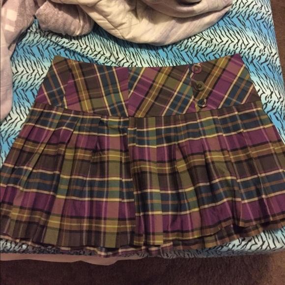 c49d59976d Torrid pleated skirt. M_590ce1b078b31cf08304a4af