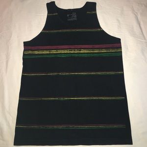 Tilly's Other - Blue Crown Mens Tank Top