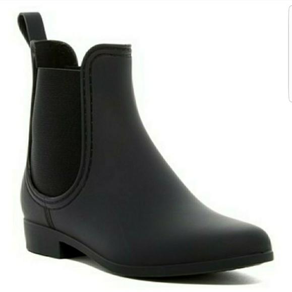 88740551807 Jeffrey Campbell Forecast Chelsea Rain Boot