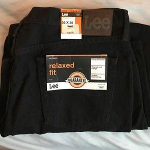 Lee Other - Lee jeans black