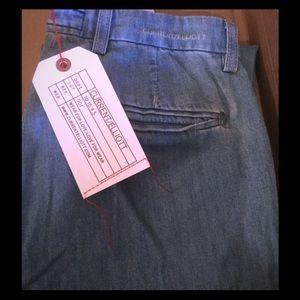 Current Elliot Trouser Jeans