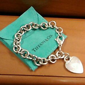 Tiffany & Co. Jewelry - Tiffany Heart Bracelet