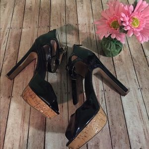Marco Santi Shoes - 🐶 $3🐶 Marco Santini cork platform heels