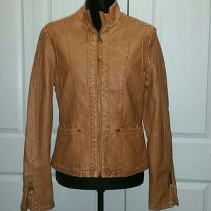 Big Chill Jackets & Blazers - Faux Leather Jacket