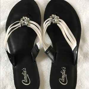 Candie's Shoes - Candie's with Bling