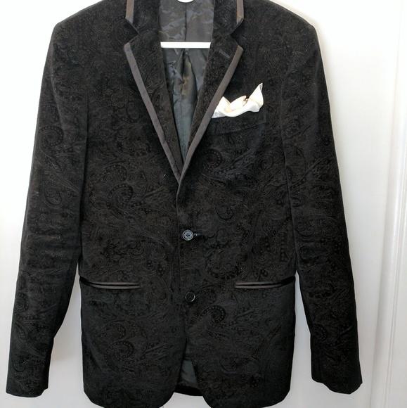 E2 9a A1sale E2 9a A1 Black Suede Sport Coat