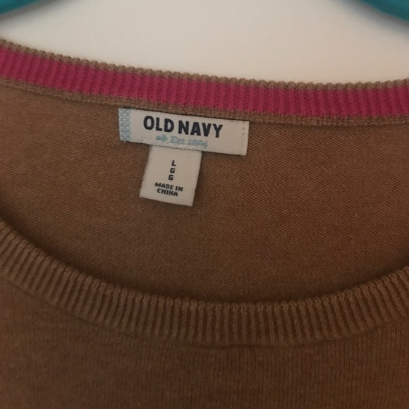 Old Navy Sweaters - Old Navy Fox Sweater