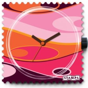 Mad Lava STAMPS Face Watch