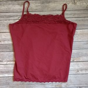 Acorn Tops - Maroon camisole