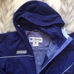 Columbia Jackets & Blazers - Columbia blue jacket