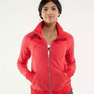 lululemon athletica Jackets & Blazers - Lululemon Blissed Out Full Zip Tencel Jacket