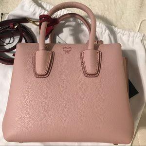 MCM Handbags - MCM  Milla mini  pink  tote