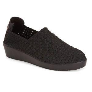 bernie mev. Shoes - Bernie Mev. Cha Cha Wedge Slip-On Size 12