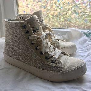 Inkkas Shoes - Inkkas Arena Zip Top high top shoes